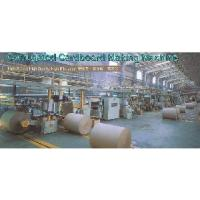 Buy cheap Packing Corrugated Box Making Machinery from wholesalers