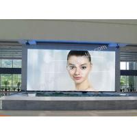 Buy cheap 60mm Thickness Indoor Rental LED Display For Hire Easy Operation product