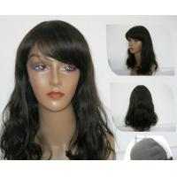 Buy cheap Professional Silky Curly Full Lace Wigs Full Lace Piano Color Double Layers product
