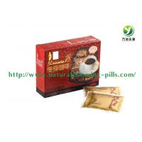 Fast Effective Leisure 18 Slimming Coffee / Healthy Slim Coffee For Losing Weight ( 18bag * 10g ) Manufactures