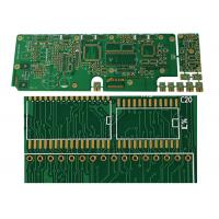 Buy cheap 6 Layer FR4 Immersion Gold Free Customized Pwb Prototype Sample from wholesalers