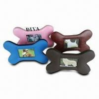 Wholesale PU Pet Photo Frame, Measures in 8 from china suppliers