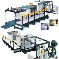 Buy cheap High speed roll paper sheeter/ Reel to sheet paper sheeter from wholesalers