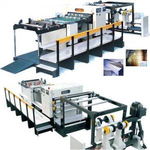 Wholesale Folio sheeter/ folio cutter/ web sheeter/ cut-size sheeter from china suppliers