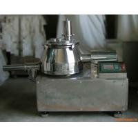 Wholesale CE Certificate Wet Granulation Equipment 6.5 Kw Power With Touch Screen Operation from china suppliers