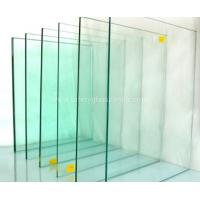 Wholesale Annealed Float Laminated Clear Toughened Glass For Table Tops , Storefront Glass Door from china suppliers