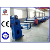 Buy cheap 1200mm-2400mm Tape Width Conveyor Belt Forming Machine Reciprocating Working Mode from wholesalers