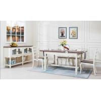 Buy cheap Painting Finising Contemporary Dining Room Furniture Solid Wooden Wine Cabinet from wholesalers