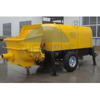 Buy cheap Mobile Cement Mixer And Pump Portable Main Oil Pump Concrete Pump Mixer from wholesalers