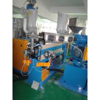 Wholesale Low Smoke Halogen Free Cable Making Machine , XLPE Wire Extruder Machine from china suppliers