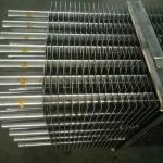Buy cheap Heat Exchanger Length 18000mm TP409 Stainless Steel Square Pipe from wholesalers
