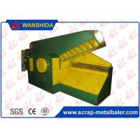 Buy cheap Mitsubishi / Siemens PLC Q43-1200 Alligator Scrap Metal Shear With Button Control from wholesalers