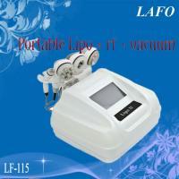 Buy cheap 5 in 1 Vacuum RF Lipo Cavitation Machine product