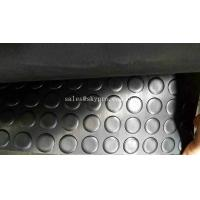Buy cheap Tactile Rubber Mats Paving Round Stud Anti - Skid Round Stud Rubber Floor Matting from wholesalers