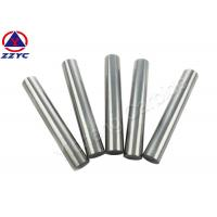 Buy cheap Linear Rail Shaft Tungsten Carbide Rod Bar For Bearing Bushing Good Chemical Stability from wholesalers