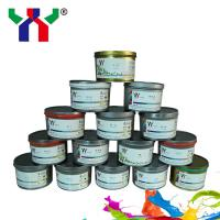 Buy cheap YT-910 Rhodamine Red Soya Offset Printing  Ink -pantone color from wholesalers