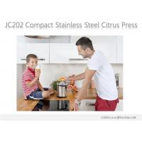 Buy cheap JC202 Compact Stainless Steel Citrus Press Lemon Squeezer from wholesalers