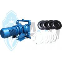 Self Priming Electric Driven Diaphragm Pumps For Food / Chemical Industry
