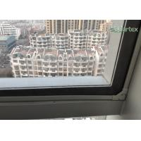 Buy cheap Custom Magnetic Insect Net Louvre Windows With Invisible Fly Screen from wholesalers