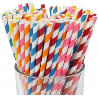 Buy cheap FDA Disposable Paper Straws from wholesalers