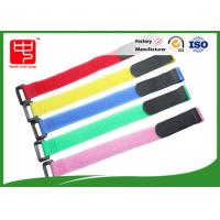 Buy cheap Heat Resistance Hook And Loop Straps For Garments , Bags , Shoes , Hats from wholesalers