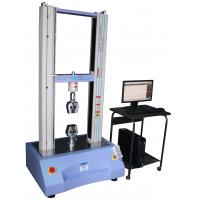China 100N To 50KN Servo Control Plastic / Rubber Tensile Universal Test Machine on sale