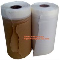 Buy cheap paper Adhesive Tape 20m Plastic Car Seat Covers from wholesalers