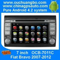 Buy cheap Ouchuangbo Auto DVD GPS Navigation for Fiat Bravo 2007-2012 3G Wifi iPod RDS Radio Android 4.2 System OCB-7011C from wholesalers