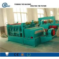 China Automatic Metal Slitting Line , Steel Coil Slitting Machine Line With Recoiler on sale