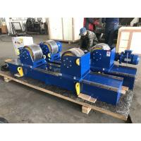 China 10T Cylinder Welding Tank Turning Rolls For Tanks Rotation And Seam Welding on sale