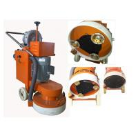 Buy cheap 1500 RPM Concrete Floor Grinder 220V / 380V Epoxy Ground Grinding Machine from wholesalers