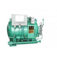 Buy cheap 4400V AC Marine Oil Water Separator / Sewage Treatment Plant SWCM-40 from wholesalers