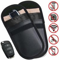 Buy cheap Nice Colour Anti Theft Car Key Pouch Signal Blocking For Keyless Fobs from wholesalers