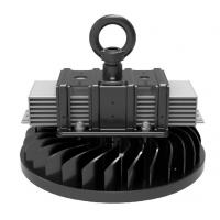 Buy cheap 100 - 300W LED UFO High Bay Light Square Phillips Driver 130LM/W Lumileds 3030 from wholesalers