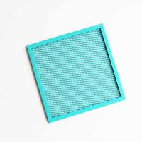 Buy cheap Aluminum Fluorocarbon Mesh Ceiling Panels Heat Insulation Moisture - Proof from wholesalers