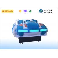 Buy cheap 6 Seats 9D Virtual Reality Cinema , XD Theatre For Shopping Mall / Tourist Attractions from wholesalers