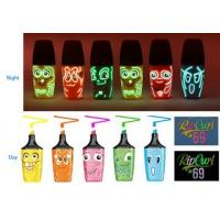 Buy cheap Multi Color Luminous Marker Highlighter Pen For Promotional from wholesalers