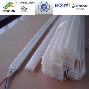 FEP square tube, FEP rectangle tube