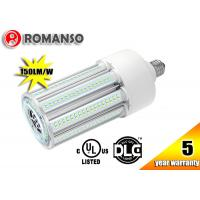 6750lm 360 Degree E27 Led Corn Bulb 45 watt with 5 years Warranty , Energy Saving Manufactures