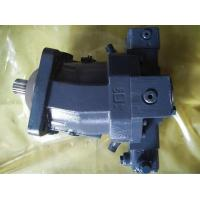 Buy cheap Variable displacement Rexroth hydraulic motor A6VM160DA1/63W-VZB020B from wholesalers