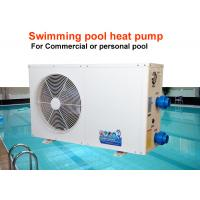 Buy cheap 2-25HP Swimming Pool Heat Pump Low Energy Consumption With Titanium Heat product
