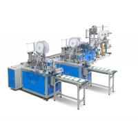 Buy cheap Fully Automatic 3 Layer Inner Loop Medical Face Mask Machine (1+2) from wholesalers