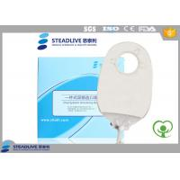 Buy cheap 500Ml Volume One Piece Urostomy Night Drainage Bag For Hospital Stoma from wholesalers