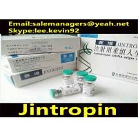 Buy cheap Jintropin HGH Human Growth Hormone Supplements 100iu/Box For Bodybuilder from wholesalers