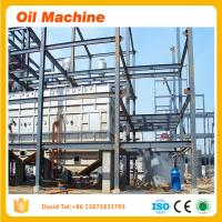 Buy cheap High oil yeild rate canola oil processing expeller equipment canola oil expelling machine from wholesalers