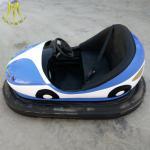 Buy cheap Hansel  fiberglass body mini car children electric car rent for outdoor entertainment ride from wholesalers