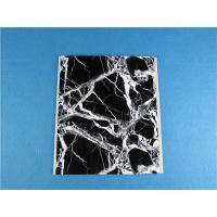 High Intensity PVC Ceiling Panels / Artificial Marble Board Waterproof For Bathroom Manufactures