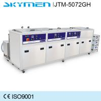 Buy cheap 5 Tanks Industrial Ultrasonic Cleaner Filter Diesel Oil Pump Part Precision Cleaning from wholesalers