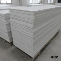 Buy cheap High quality wholesale E018mm standard plywood packing kkr 12mm solid surface sheet acrylic solid surface from wholesalers