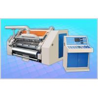 Buy cheap Fingerless type Single Facer Corrugated Machine, Vacuum Suction Model from wholesalers